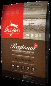 orijen-regional-red-kattmat