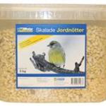 Skalade jordnötter finns på Tungelstaboden i 5 och 25 kg förpackning