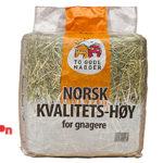 Kvalitets hö till smådjuren i 2 kg förpackning