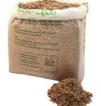 Easy-Strö är finhackad och värmebehandlad halm i 25 kg säck. Mycket populär bland höns. Passar givetvis även till hästen eller övriga små djur.