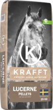 KRAFFT Lusernpellets, 25 kg