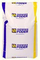 Svenska Foders Lusernpellets är på 15 kg och den köper du på Tungelstaboden