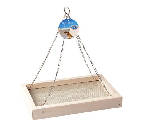 Matbord hängande i kedjor 30x20x4 cm