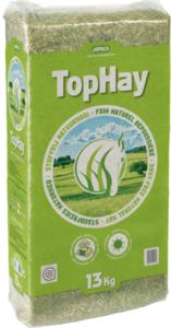 TopHay 13 kg. Kvalitetshö som säljs av Tungelstaboden. Pris från 160 kr