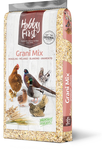 Hobby First, Grani 3 Mix