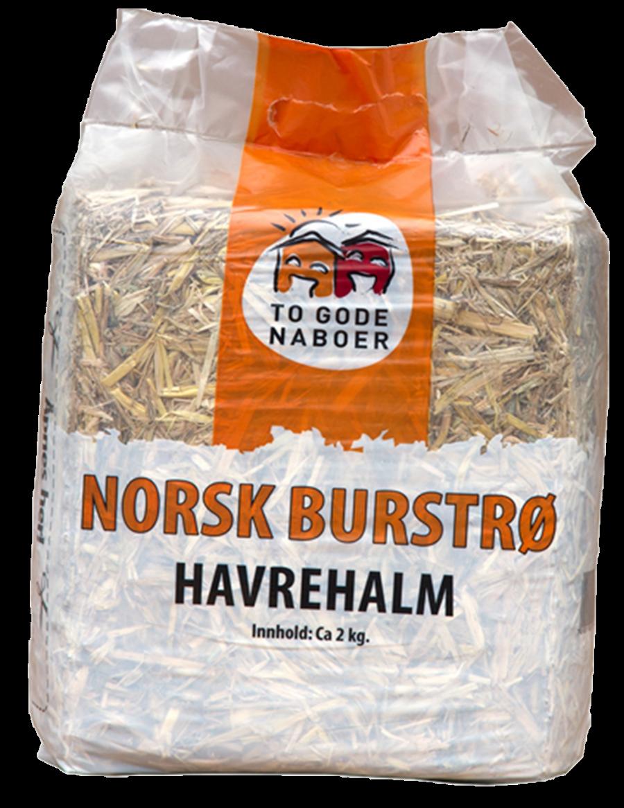 Norskt burströ