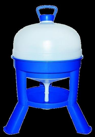 Vattenautomat blå 20 liter